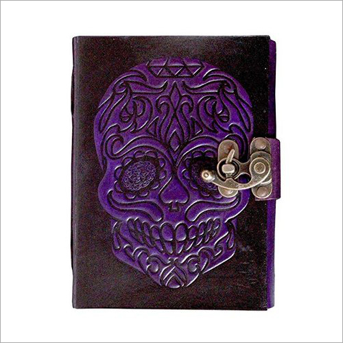 Genuine Leather Diary