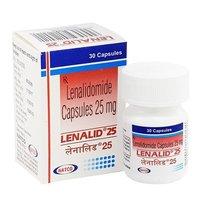 Lenalid 25 Capsule(Lenalidomide (25mg) - Natco Pharma Ltd)