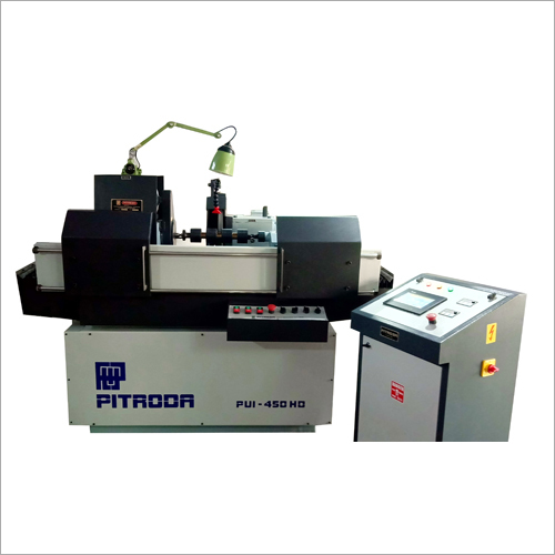 Two Axis PLC Cylindrical Grinding Machine