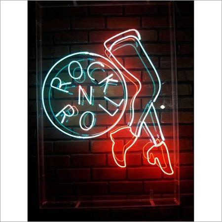 Neon Display Sign Board