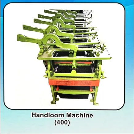 Handloom Machine 400 Number hooks one side cylinder