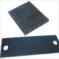 Grooved Rubber Sole Plate