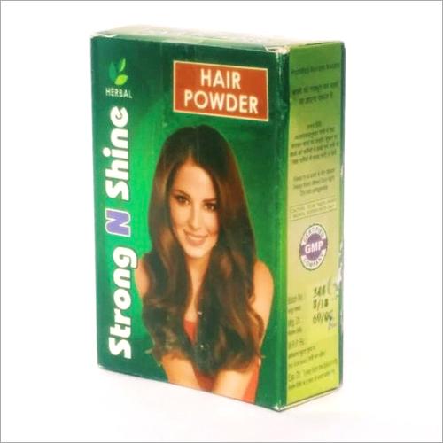 Strong N Shine Hair Powder