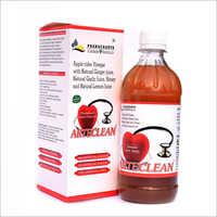 500ml Apple Cider Vinegar With Natural Ginger Juice