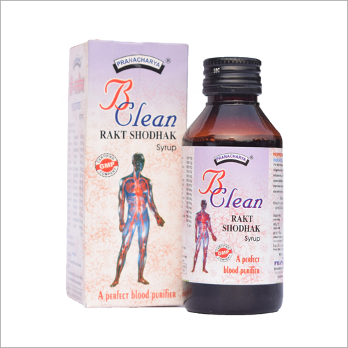 200ml B Clean Syrup