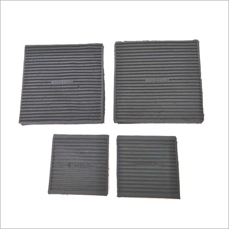 Rubber Vibration Pads