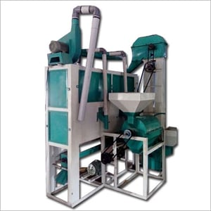 Wheat Cleaning And Grading Machine