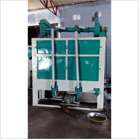 Grain Cleaning And Grading Machine