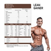 PRO-BOOST WHEY LEAN GAINER (Cappuccino Coffee) 1 Kg