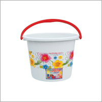 Bombay Printed Bucket
