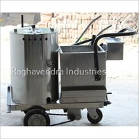Stainless Steel Road Marking Machine
