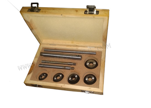 High Speed Steel Valve Seat Cutter