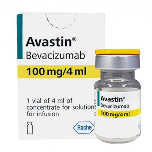 Avastin 100mg Injection(Bevacizumab (100mg)- Roche Products India Pvt Ltd)
