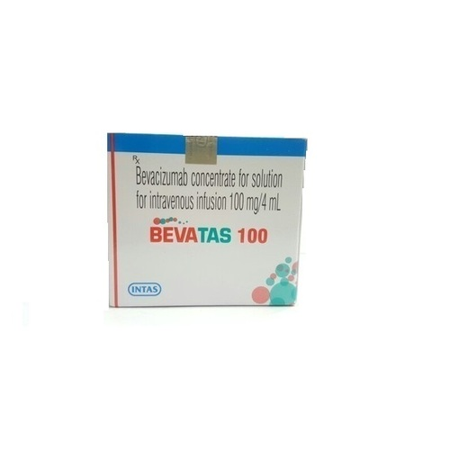 Bevatas 100 Injection (Bevacizumab (100mg) - Intas Pharmaceuticals Ltd)