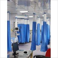Hospital Bedside Curtain