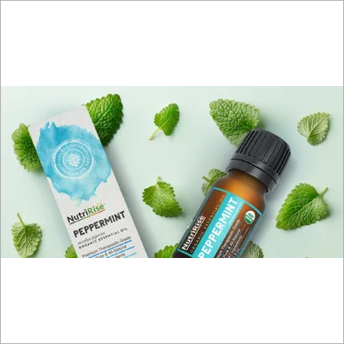 Orangic Peppermint Oil