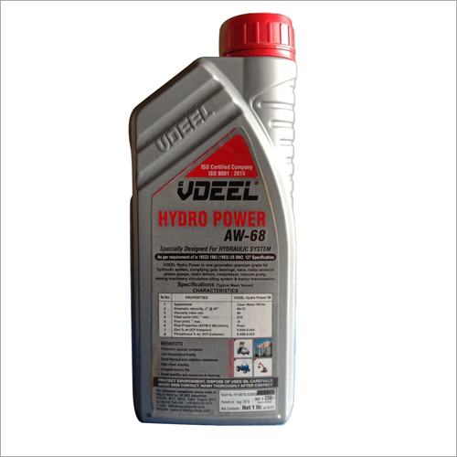 Hydro Power AW, HLP - 68,46 & 10W Engine Oil