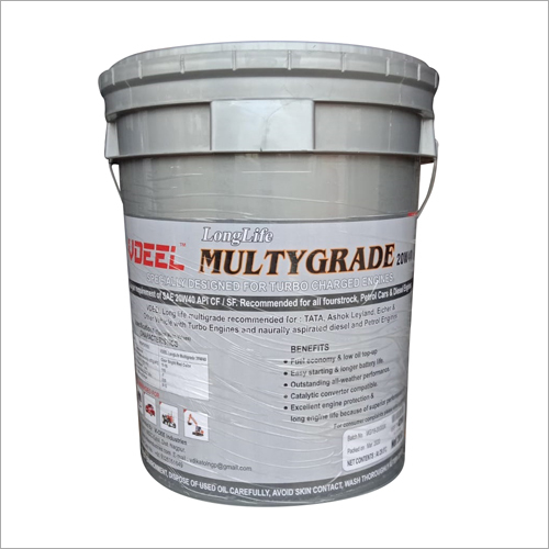 Multigrade 20 W 40 1Ltr Engine Oil