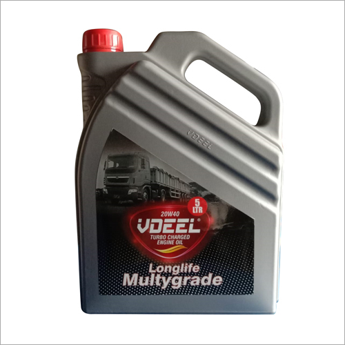 Multygrade 20W40 Engine Oil