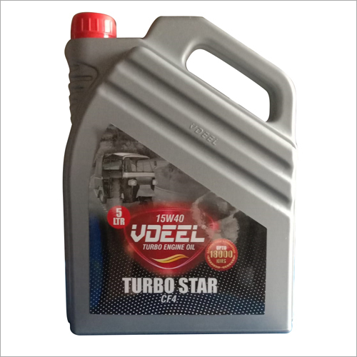 Turbo Star 15W40 CI4, CF4, CH4 Engine Oil