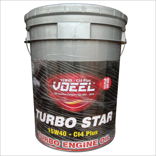 15W40 C-14 Plus Turbo Engine Oil