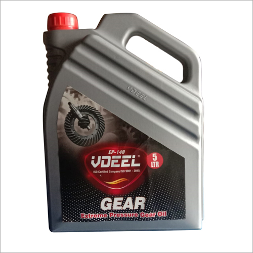 5 Ltr EP-140 Extreme Pressure Gear Oil