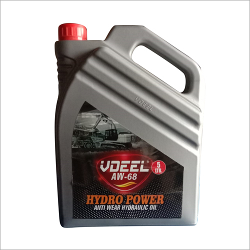 5 Ltr AW-68 Hydro Power Anti Wear Hydraulic Oil