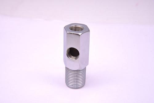 Brass Hose Adaptor Open