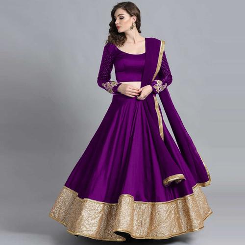 AKSHARA Designer Anarkali Suit