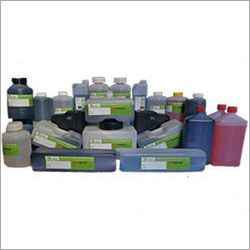 CIJ Printing Inks And Makeup