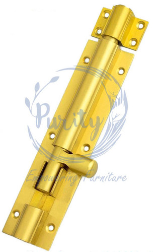 Brass Tower Bolt 12mm