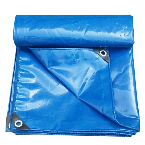 Blue PVC Truck Tarpaulin