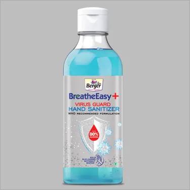 BE+ VG Hand Sanitizer Bottle