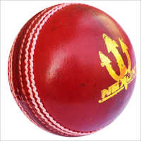 Bogan Leather Cricket Ball