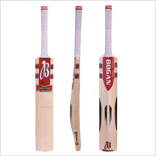 Bogan Predator and English Willow Cricket Bat
