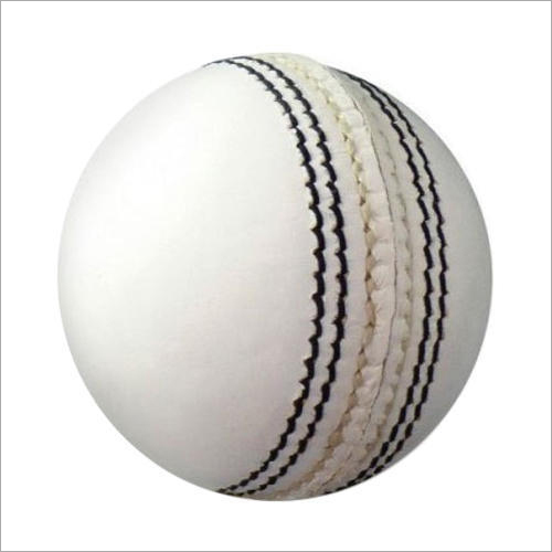 Bogan White Cricket Ball