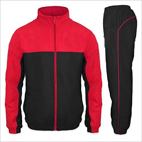 Zipper Track Suit