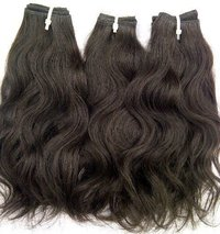 100% Raw Natural Wavy top quality Hair, Vintage hair 100% human hair weaves