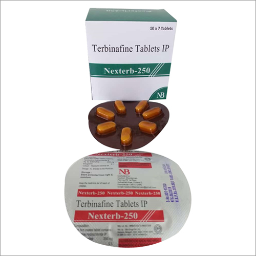 Terbinafine Tablets IP