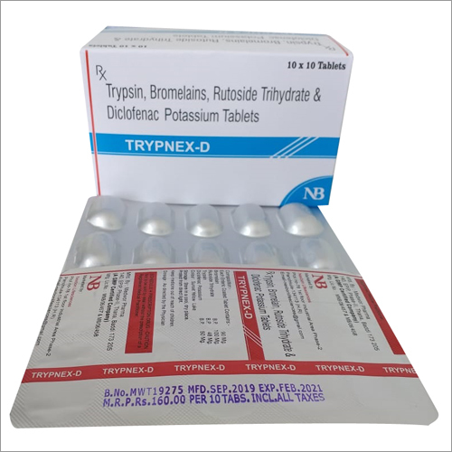 Trypnex-D Tablets