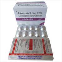 Rabeprazole Sodium EC & Levosulpiride SR Capsules
