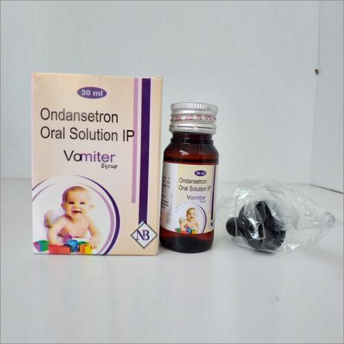 Ondansetron Oral Solution IP Vomiter Syrup