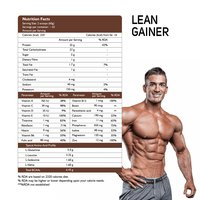 PRO-BOOST WHEY LEAN GAINER (Delicious Gourmet Chocolate) 2 Kg