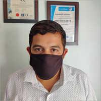 Hosiery Double Layer Mask