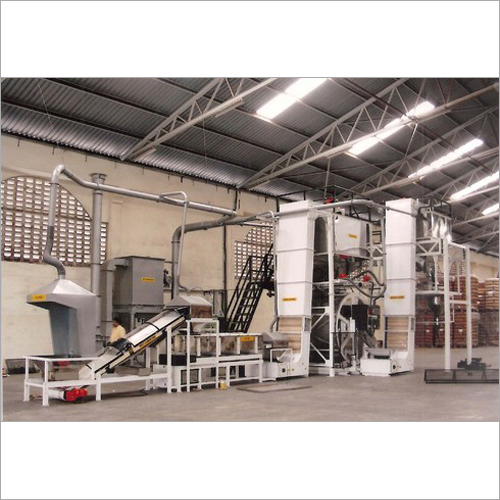 Tea Blending System For One Ton Capacity