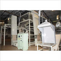 Tea Blending System For Two Ton Capacity