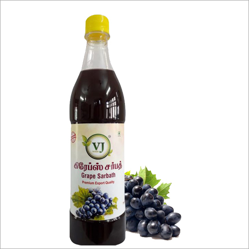 Grape Sharbath Angoor Syrup
