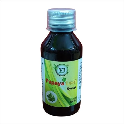 Papaya Syrup