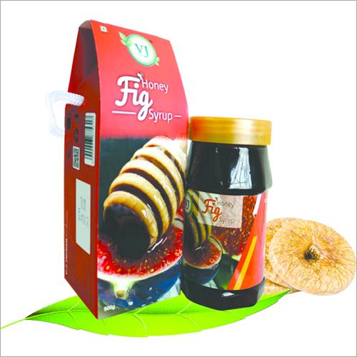 Fig Honey Syrup