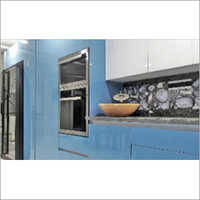 Peninsula Modular Kitchen